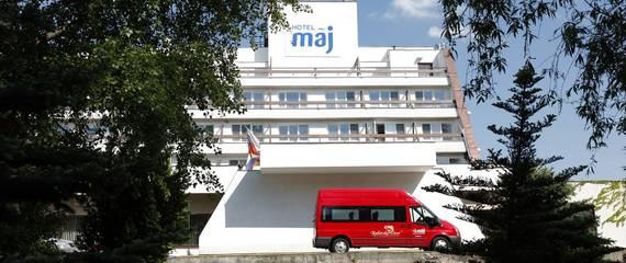 Hotel Máj ***